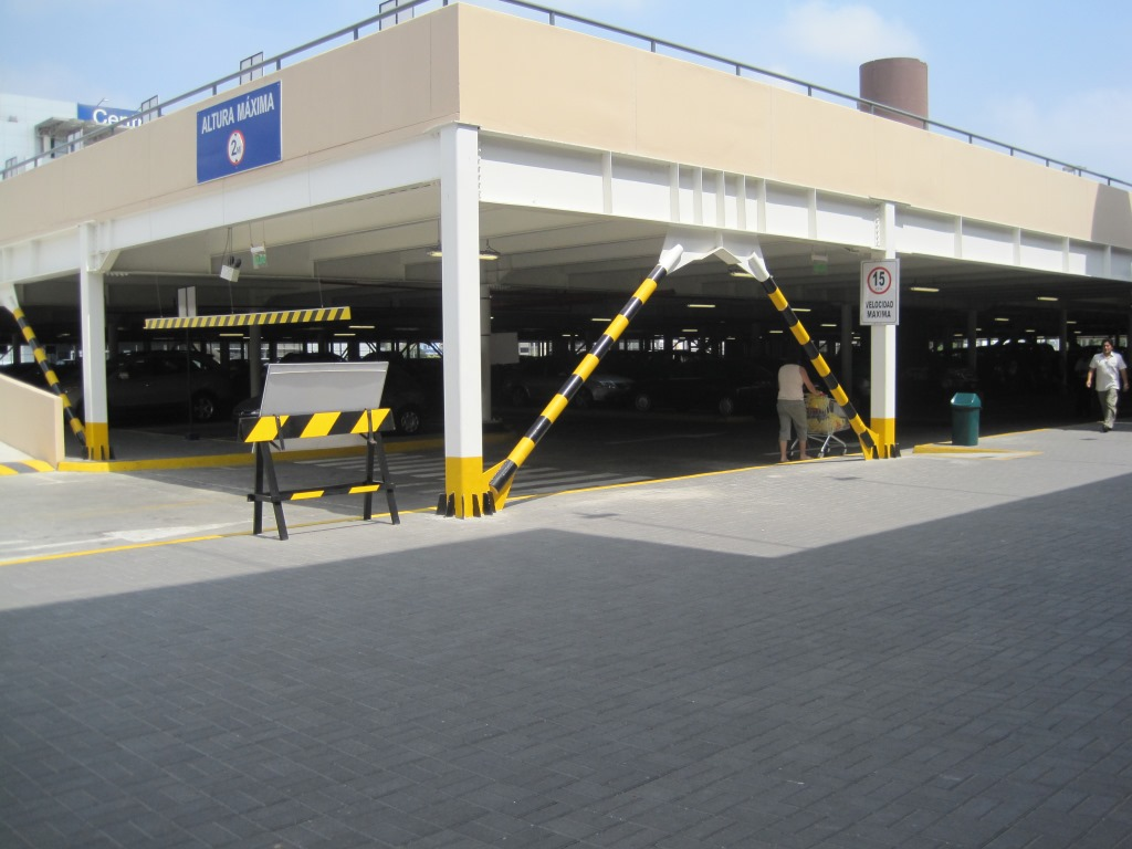 Estacionamiento Vehicular C. C. Jockey Plaza