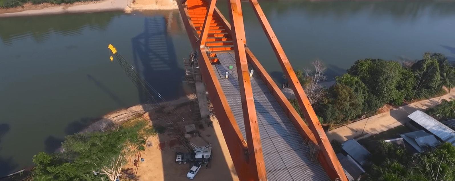 Puente Vehicular Pachitea