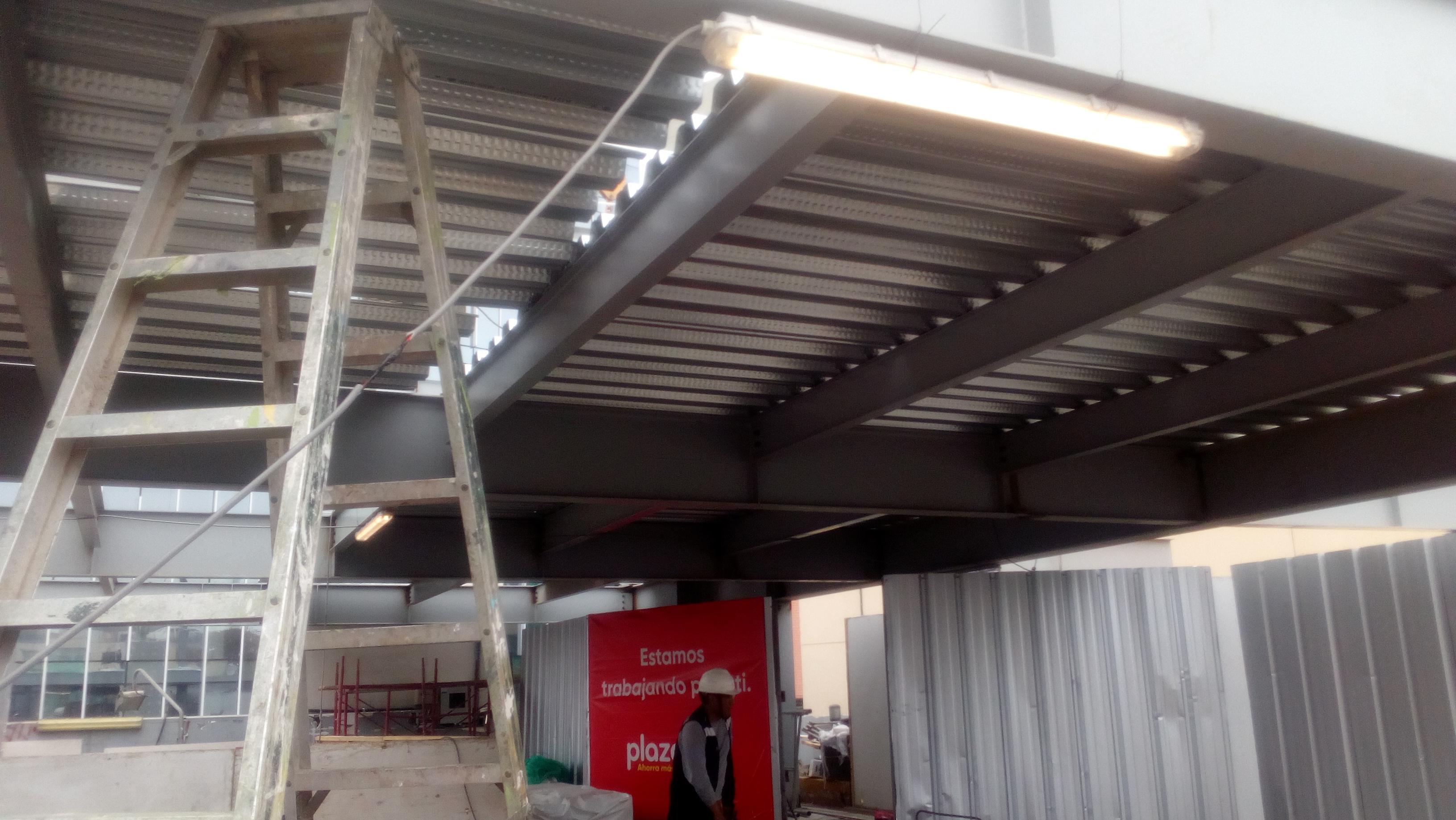 Ampliación Estacionamientos Plaza Vea Dasso